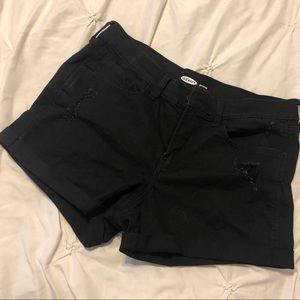 Old Navy Hugh Waisted Shorts NWOT
